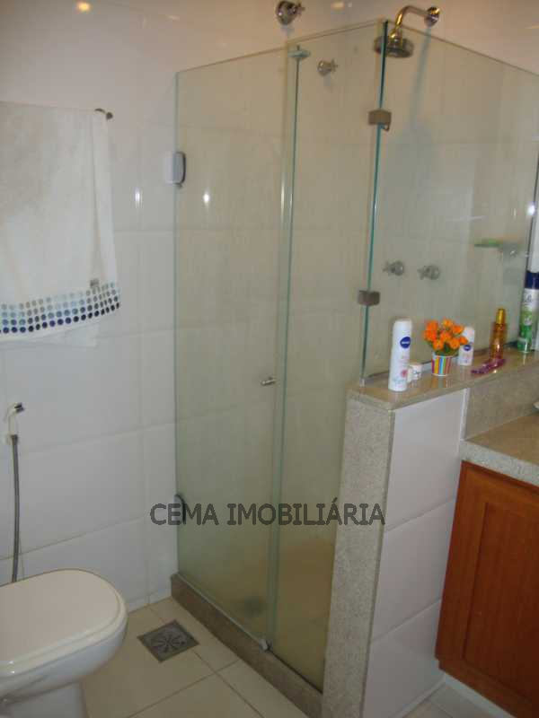 Banheiro Social - Apartamento À Venda - Tijuca - Rio de Janeiro - RJ - LAAP30242 - 27
