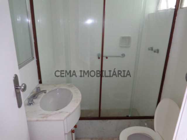Banheiro - Apartamento À Venda - Leblon - Rio de Janeiro - RJ - LAAP30243 - 16