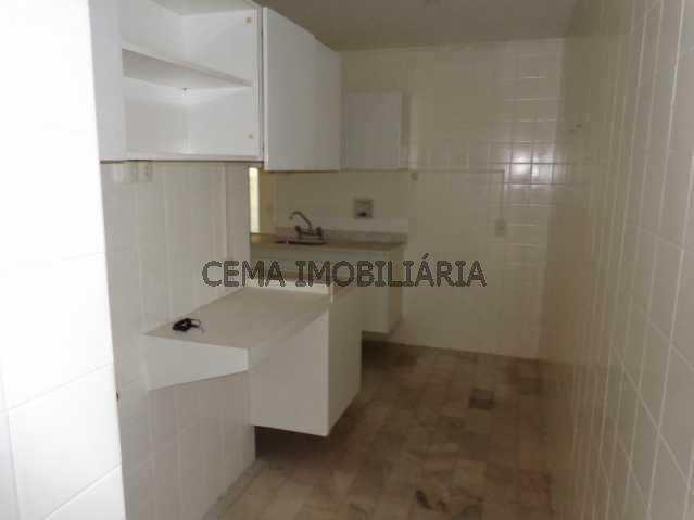 Cozinha - Apartamento À Venda - Leblon - Rio de Janeiro - RJ - LAAP30243 - 14