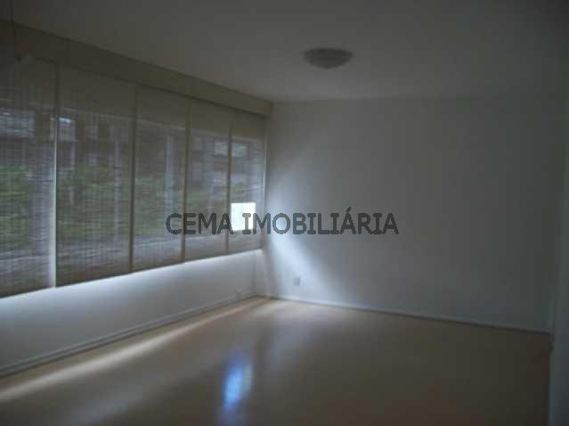 Sala - Apartamento 3 quartos à venda Leblon, Zona Sul RJ - R$ 3.300.000 - LAAP30243 - 6