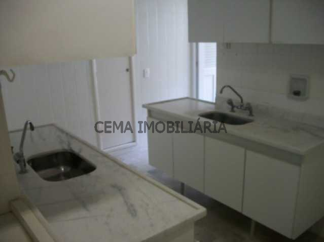 Cozinha - Apartamento À Venda - Leblon - Rio de Janeiro - RJ - LAAP30243 - 13