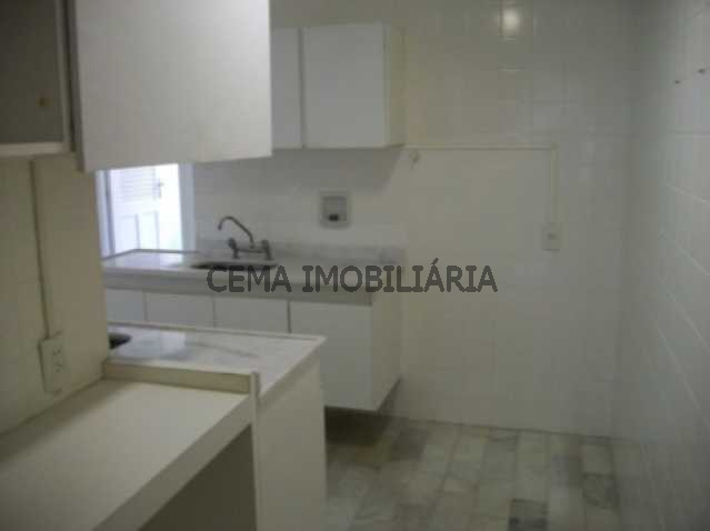 Cozinha - Apartamento À Venda - Leblon - Rio de Janeiro - RJ - LAAP30243 - 15