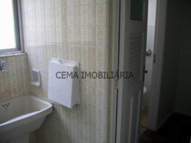 Área de Serviço - Apartamento 3 quartos à venda Leblon, Zona Sul RJ - R$ 3.300.000 - LAAP30243 - 20