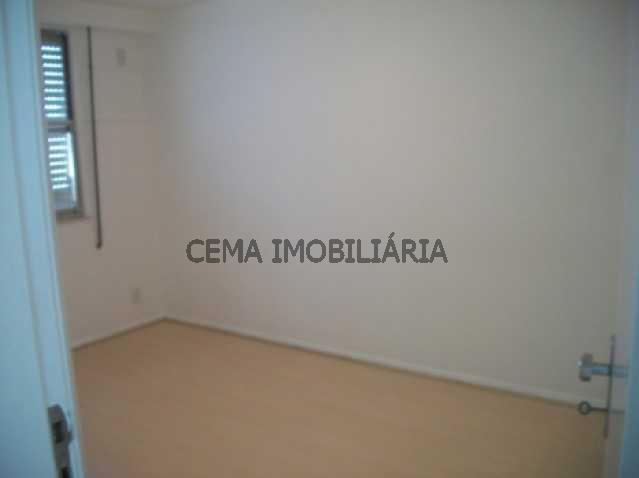 Quarto - Apartamento À Venda - Leblon - Rio de Janeiro - RJ - LAAP30243 - 7
