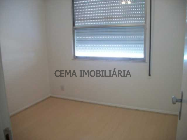 Quarto - Apartamento 3 quartos à venda Leblon, Zona Sul RJ - R$ 3.300.000 - LAAP30243 - 8