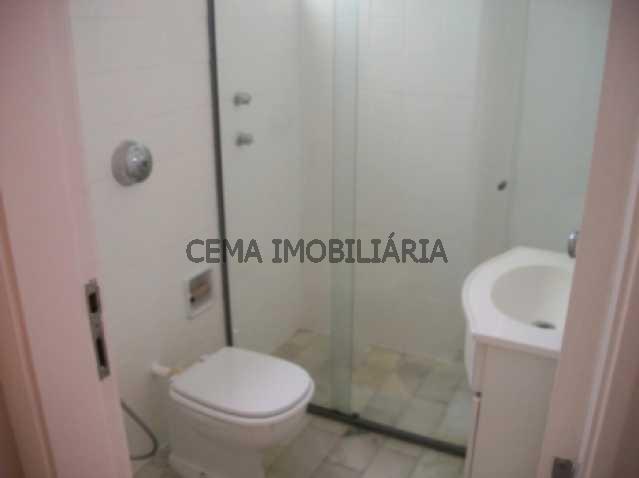 Banheiro - Apartamento À Venda - Leblon - Rio de Janeiro - RJ - LAAP30243 - 18