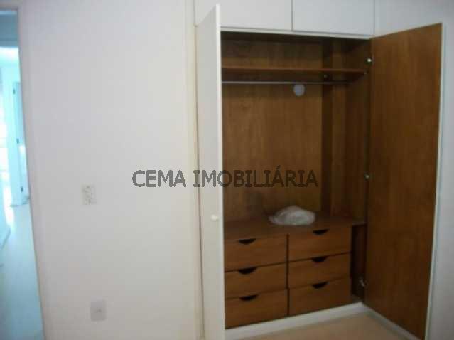 Quarto - Apartamento 3 quartos à venda Leblon, Zona Sul RJ - R$ 3.300.000 - LAAP30243 - 9