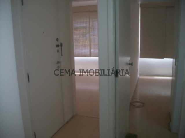 Circulação - Apartamento 3 quartos à venda Leblon, Zona Sul RJ - R$ 3.300.000 - LAAP30243 - 12