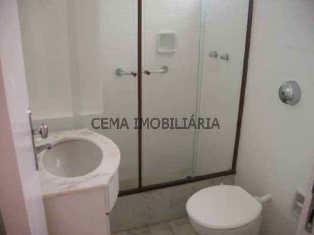 Banheiro - Apartamento 3 quartos à venda Leblon, Zona Sul RJ - R$ 3.300.000 - LAAP30243 - 17