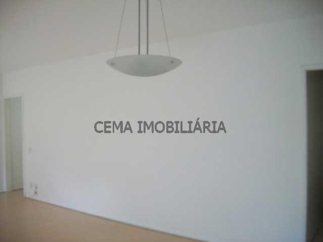 Sala - Apartamento À Venda - Leblon - Rio de Janeiro - RJ - LAAP30243 - 5