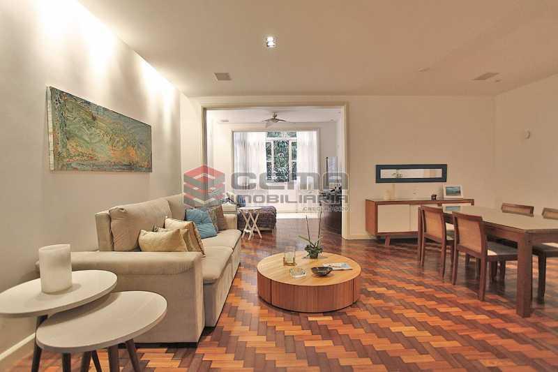 95f09e7b-044c-4351-9862-bd7cc2 - Apartamento 3 quartos à venda Flamengo, Zona Sul RJ - R$ 1.100.000 - LAAP33912 - 4