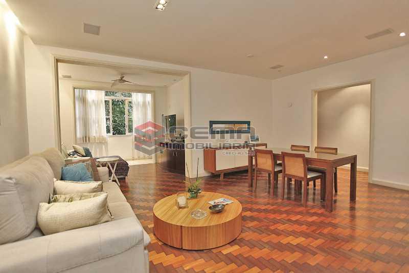 f5837060-0556-424b-a824-b785d2 - Apartamento 3 quartos à venda Flamengo, Zona Sul RJ - R$ 1.100.000 - LAAP33912 - 1