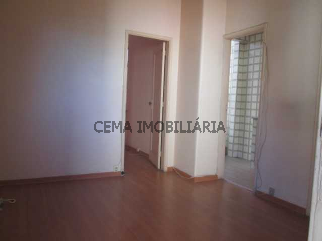 sala - Apartamento 1 quarto à venda Glória, Zona Centro RJ - R$ 240.000 - LAAP10216 - 1