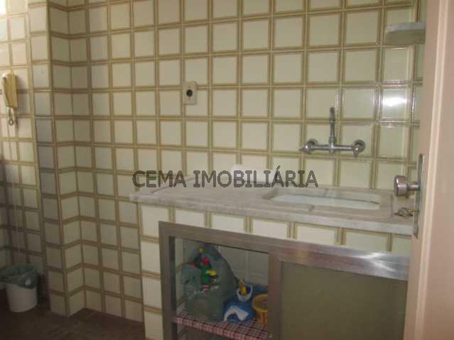 cozinha - Apartamento 1 quarto à venda Glória, Zona Centro RJ - R$ 240.000 - LAAP10216 - 6