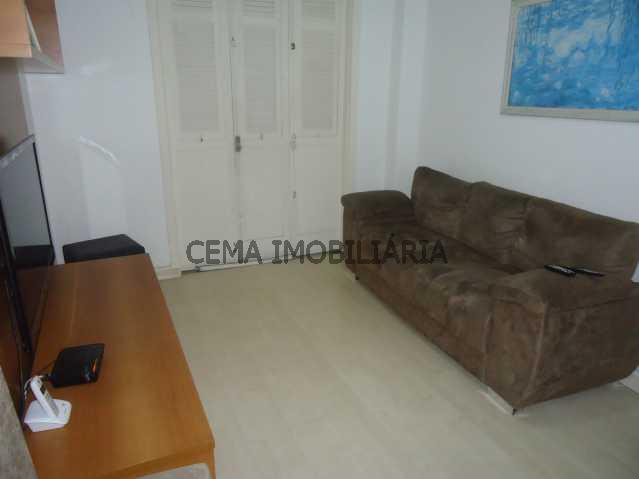 Sala angulo tres - Apartamento À Venda - Santa Teresa - Reformado - Dois Quartos - LAAP20410 - LAAP20410 - 4