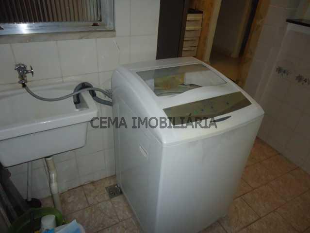 Area de servico um - Apartamento À Venda - Santa Teresa - Reformado - Dois Quartos - LAAP20410 - LAAP20410 - 13