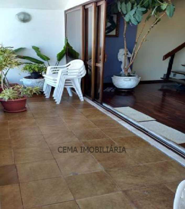 varanda - Cobertura À Venda - Ipanema - Rio de Janeiro - RJ - LACO40012 - 15