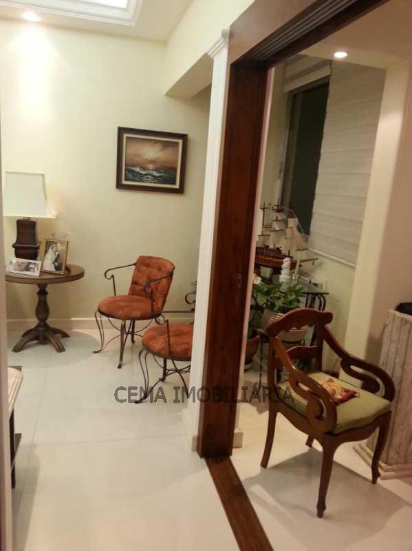 quarto 1 - Apartamento À Venda - Laranjeiras - Rio de Janeiro - RJ - LAAP30332 - 6