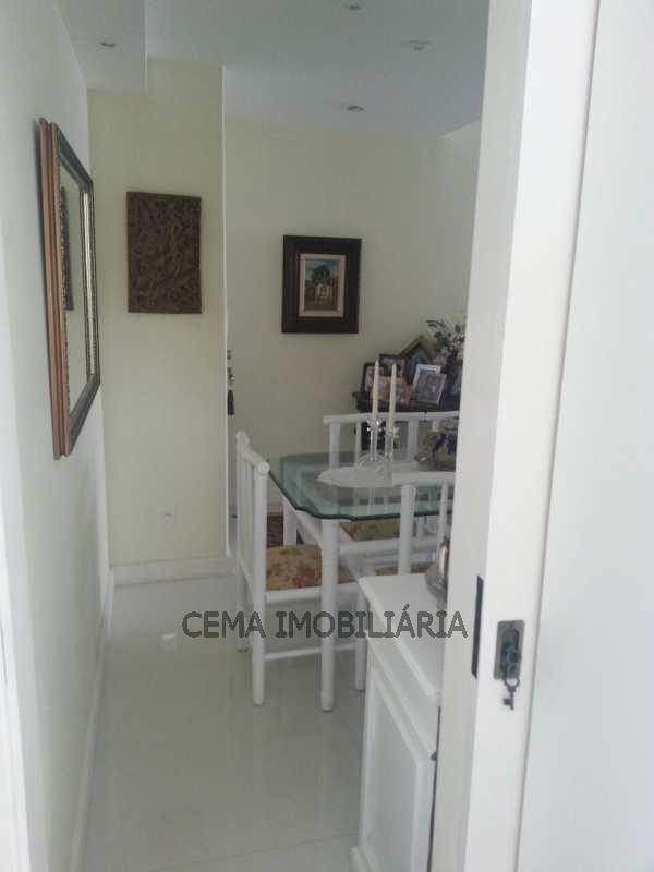 sala - Apartamento À Venda - Laranjeiras - Rio de Janeiro - RJ - LAAP30332 - 3