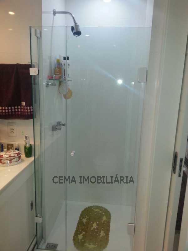 banheiro - Apartamento À Venda - Laranjeiras - Rio de Janeiro - RJ - LAAP30332 - 19