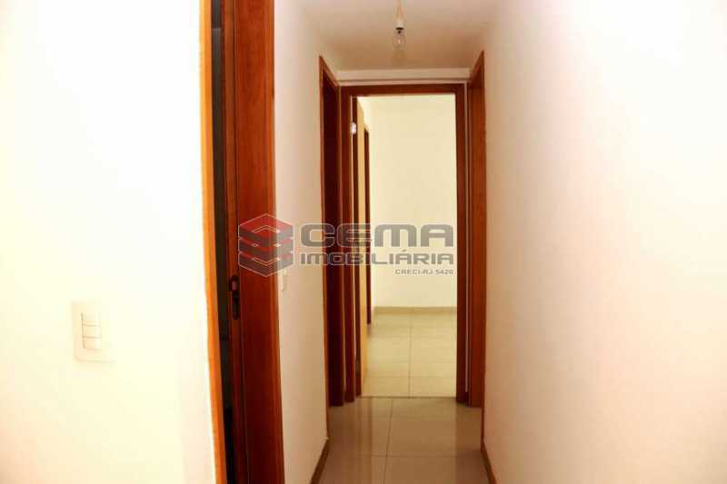 circulação - Apartamento 2 Quartos À Venda Flamengo, Zona Sul RJ - R$ 1.200.000 - LAAP20468 - 8