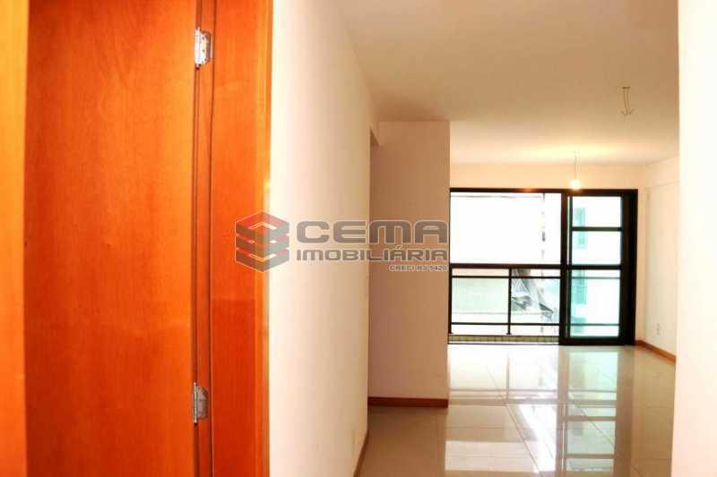 sala - Apartamento 2 Quartos À Venda Flamengo, Zona Sul RJ - R$ 1.200.000 - LAAP20468 - 1