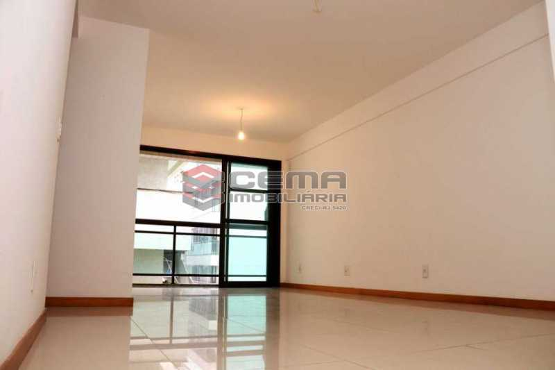 sala - Apartamento 2 Quartos À Venda Flamengo, Zona Sul RJ - R$ 1.200.000 - LAAP20468 - 3