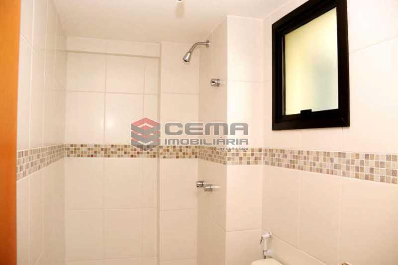 banheiro - Apartamento 2 Quartos À Venda Flamengo, Zona Sul RJ - R$ 1.200.000 - LAAP20468 - 14