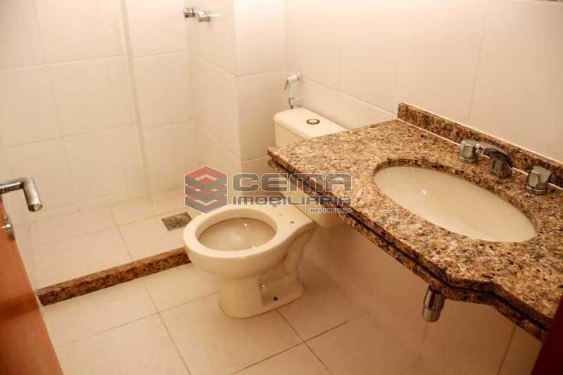 suíte - Apartamento 2 Quartos À Venda Flamengo, Zona Sul RJ - R$ 1.200.000 - LAAP20468 - 15
