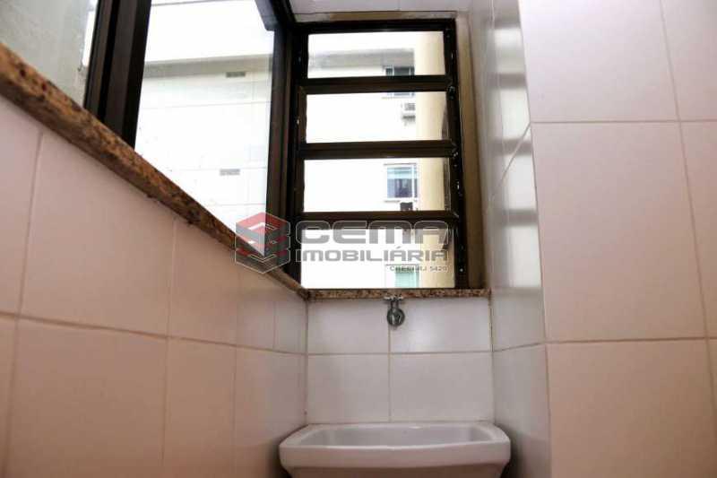 área de serviço - Apartamento 2 Quartos À Venda Flamengo, Zona Sul RJ - R$ 1.200.000 - LAAP20468 - 18