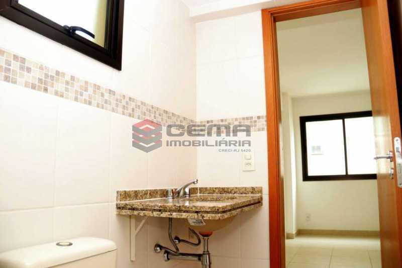 banheiro - Apartamento 2 Quartos À Venda Flamengo, Zona Sul RJ - R$ 1.200.000 - LAAP20468 - 13
