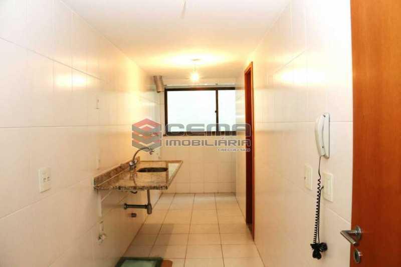 cozinha - Apartamento 2 Quartos À Venda Flamengo, Zona Sul RJ - R$ 1.200.000 - LAAP20468 - 16