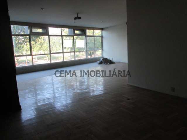 sala - Apartamento À Venda - Flamengo - Rio de Janeiro - RJ - LAAP40056 - 5