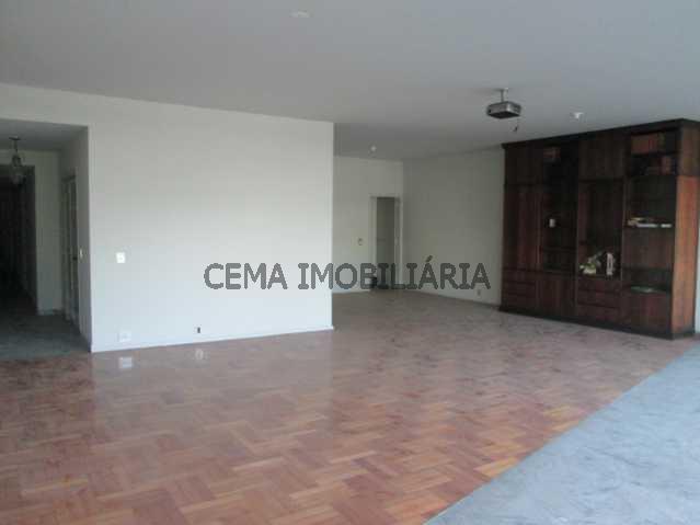 sala - Apartamento À Venda - Flamengo - Rio de Janeiro - RJ - LAAP40056 - 1