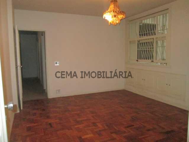 sala intima - Apartamento À Venda - Flamengo - Rio de Janeiro - RJ - LAAP40056 - 8