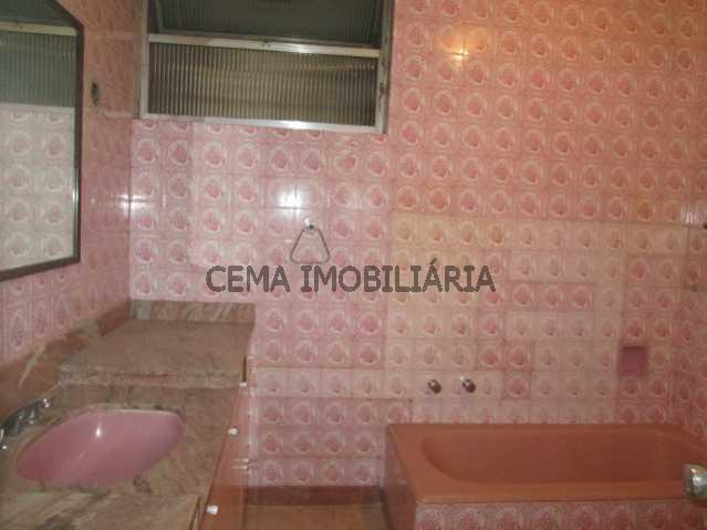 banheiro social - Apartamento À Venda - Flamengo - Rio de Janeiro - RJ - LAAP40056 - 18