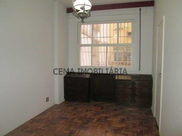 quarto 2 - Apartamento À Venda - Flamengo - Rio de Janeiro - RJ - LAAP40056 - 13