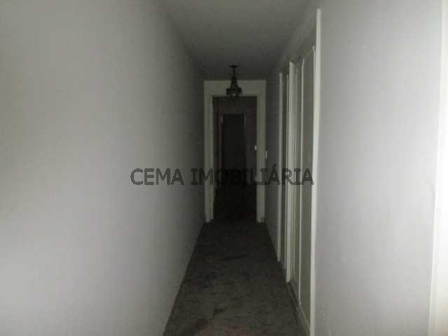 circulação - Apartamento À Venda - Flamengo - Rio de Janeiro - RJ - LAAP40056 - 20
