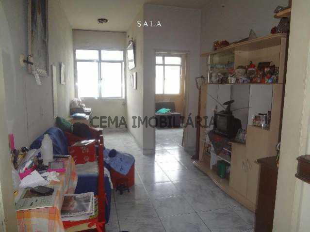 sala - Apartamento À Venda - Botafogo - Rio de Janeiro - RJ - LAAP20475 - 4