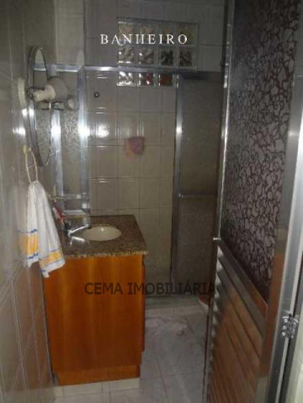 banheiro - Apartamento À Venda - Botafogo - Rio de Janeiro - RJ - LAAP20475 - 8