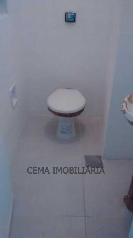 Banheiro  - Sala Comercial À Venda - Centro - Rio de Janeiro - RJ - LASL00029 - 5