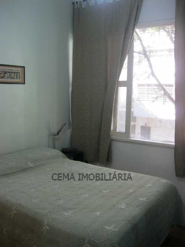 Quarto - Apartamento À Venda - Copacabana - Rio de Janeiro - RJ - LA12301 - 3