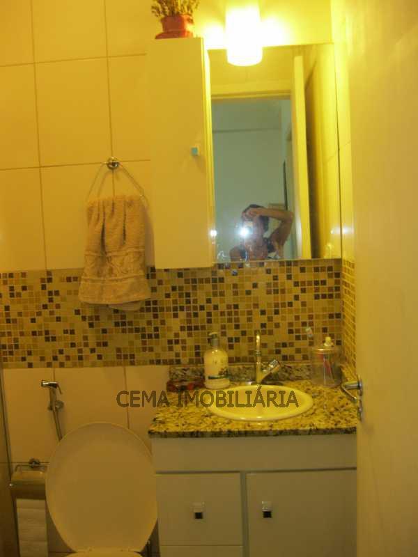 Banheiro - Apartamento À Venda - Copacabana - Rio de Janeiro - RJ - LA12301 - 7
