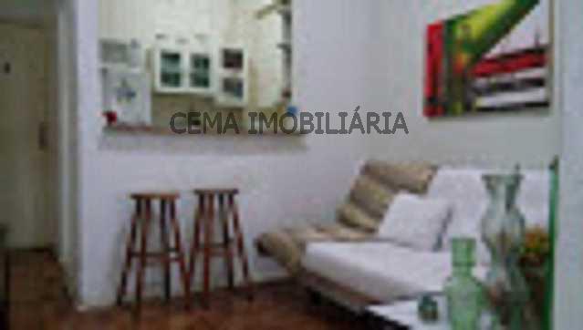 Sala - Apartamento À Venda - Copacabana - Rio de Janeiro - RJ - LA12301 - 4