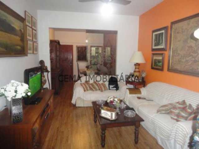 sala - Apartamento À Venda - Botafogo - Rio de Janeiro - RJ - LAAP20548 - 1