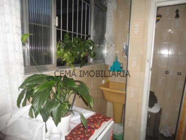 área de serviço - Apartamento À Venda - Botafogo - Rio de Janeiro - RJ - LAAP20548 - 14