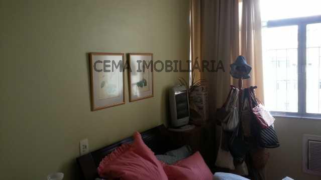 quarto 1 - Apartamento 2 Quartos À Venda Flamengo, Zona Sul RJ - R$ 860.000 - LAAP20561 - 5