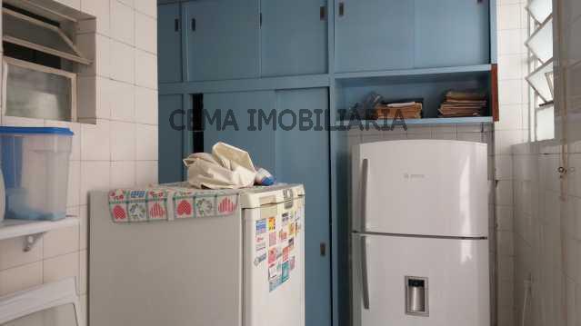 área de serviço - Apartamento 2 Quartos À Venda Flamengo, Zona Sul RJ - R$ 860.000 - LAAP20561 - 16