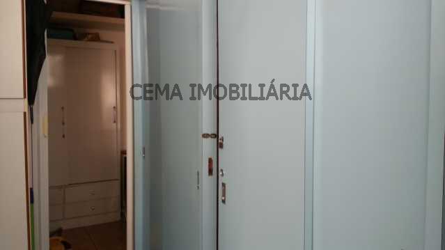 quarto de empregada - Apartamento 2 Quartos À Venda Flamengo, Zona Sul RJ - R$ 860.000 - LAAP20561 - 17