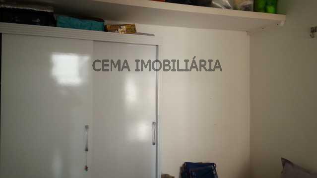 quarto de empregada - Apartamento 2 Quartos À Venda Flamengo, Zona Sul RJ - R$ 860.000 - LAAP20561 - 18